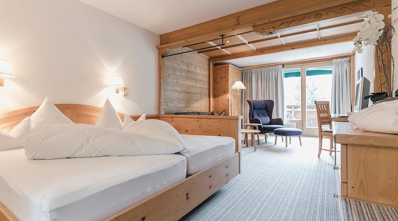 Bedsitting room deluxe